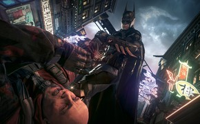 Picture Night, The game, The moon, Batman, Costume, Hero, Mask, Moon, Superhero, Hero, Batman, Night, Game, …
