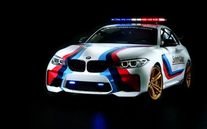 Picture BMW, coupe, BMW, Coupe, Safety Car, F87