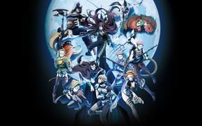 Picture anime, art, characters, Juuni-Based