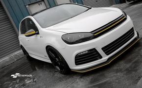 Picture Volkswagen, Golf, gloss