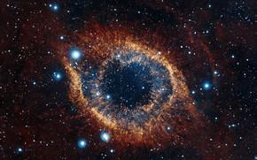 Picture nebula, cosmos, helix