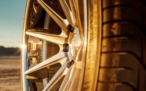 Picture macro, design, wheel, disk, BMW X6M