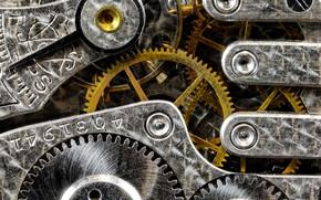 Picture metal, mechanism, details