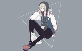 Picture anime, art, Yuri on Ice, Yuri on the ice, Yuri Plisetsky