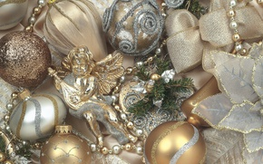 Picture balls, decoration, balls, toys, angel