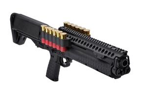 Picture gun, weapon, shotgun, ammunition, Kel-Tec KSG, Kel-Tec, 12 gauge, KSG