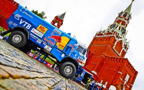 Picture The city, Sport, Master, Moscow, Russia, 307, Kamaz, Rally, Rally, KAMAZ, Start, Master, Silk road, …