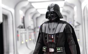 Picture background, Star Wars, costume, helmet, Darth Vader, Star Wars Battlefront II