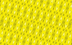 Picture abstraction, yellow, yellow