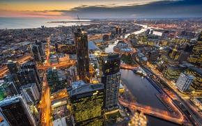 Picture Australia, Eureka Tower, Melbourne