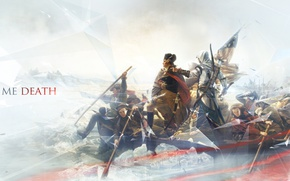 Picture Ubisoft, Game, Assassin's Creed III, Give Me