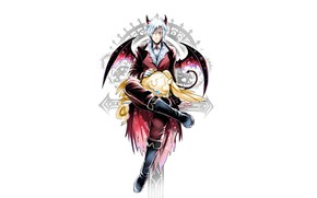 Picture look, tattoo, guy, D. Gray-man