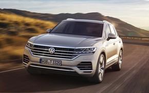 Picture TDI, Volkswagen, Touareg, 2018, Atmosphere