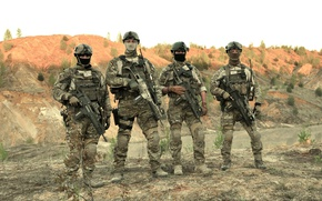 Wallpaper HK G36, Special Forces, Bundeswehr, uniform, rifle, soldier, pearls, KSK special forces command, .Commando Special ...
