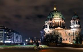 Picture Night, Berlin, Dom