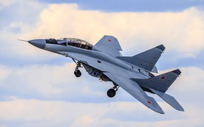 Wallpaper multifunction, The MiG-35, easy, fighter