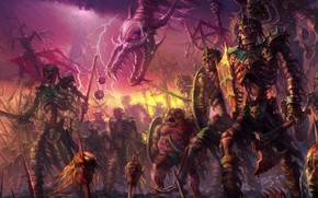 Picture Undead, RPG, GSC Game World, Heroes of Annihilated Empires, Heroes Of Annihilated Empires, the real-time …