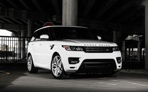 Picture Range Rover, with, color, Sport, matched