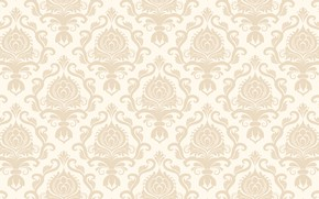 Picture Wallpaper, vector, texture, ornament, background, pattern, seamless, damask