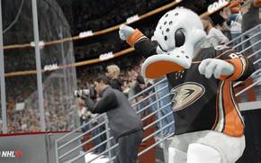 Picture the game, talisman, duck, NHL, nhl, Anaheim Ducks, Anaheim, mascot, Mighty Ducks, Anaheim Mighty Ducks, …