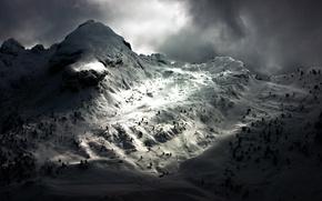 Picture The Dolomites, Falzarego, Falzarego pass