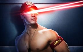 Picture pose, art, actor, muscle, muscle, fantastic, Super, WWE, John Cena, John Cena, bodybuilder, Super Cena