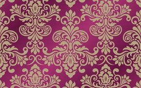 Wallpaper ornament, vector, background, ornament, seamless, vector, pattern