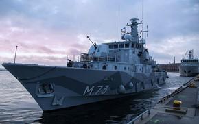 Picture ship, Baltika, mooring, Navy