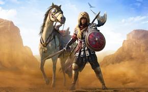 Picture Origins, Ubisoft, Assassin's Creed, DLC, Assassin's Creed: Origins, Roman Centurion
