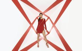 Picture pose, Nicole Scherzinger, singer, celebrity