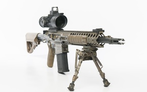 Picture weapons, 7.62mm, Sharpshooter Assault Rifle, L129A1