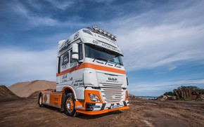 Picture Space, Super, DAF, Cab, 510, FTP, 4×2
