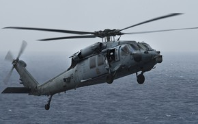 Wallpaper blades, Sea Hawk, MH-60S, sea