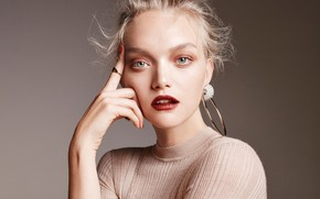 Picture model, portrait, actress, Gemma Ward