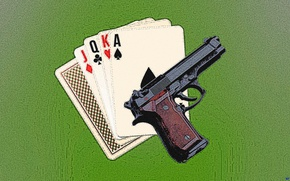 Picture card, table, danger, Weapons, casino, charisma, jackpot
