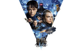 Picture Movie, Valerian and the city of a thousand planets, Valerian and the City of a …