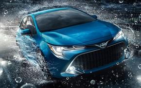 Picture Hatchback, Toyota Corolla, Toyota Corolla Hatchback 2019