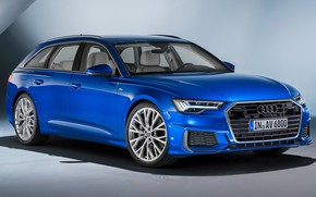 Picture Quattro, 2018, S-Line, Before, Audi A6, 55 TFSI