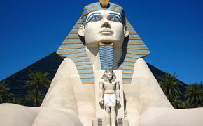 Picture City, Las Vegas, Luxor Hotel