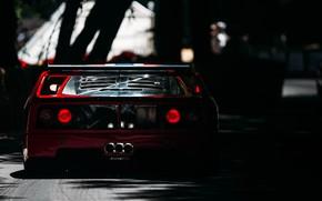 Picture Auto, Machine, Ferrari, Ferrari, F40, Car, Supercar, Ferrari F40, F 40, F40, Back, Ferrari F …