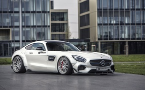 Picture coupe, Mercedes-Benz, Mercedes, supercar, Mercedes, AMG, Coupe, Prior-Design, C190, PD800GT, GT-Class