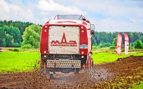 Picture Sport, Speed, Race, Dirt, Trucks, Squirt, Russia, Rally, Rally, MAZ, Silk road, Silk Way, MAZ, ...