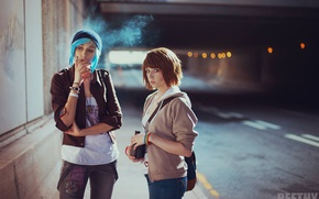 Picture beautiful, cosplay, Life is strange