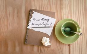Picture motivation, quote, monday