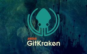 Picture programming, code, GitKraken, git, axoleaf