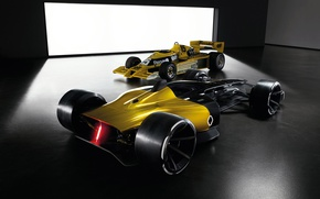 Picture car, Renault, sport, race, speed, Renault RS 2027 Vision