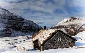 Picture Faroe Islands, Faroe Island, Saxon, Streymoy