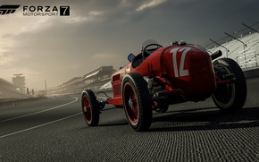 Picture car, game, race, speed, Forza Motorsport, Forza Motorsport 7