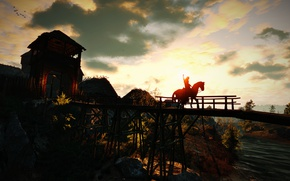 Picture Geralt of Rivia, The Witcher 3, The Witcher 3