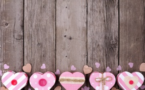 Wallpaper Valentine's day, heart, love, Board, romance, love, romance, Valentine's Day, heart, box